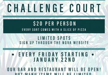 Challenge Court Is Back!!!